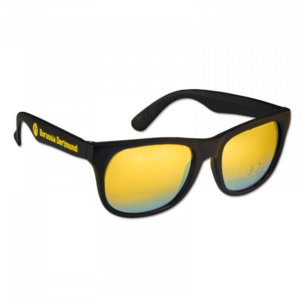BVB fan glasses