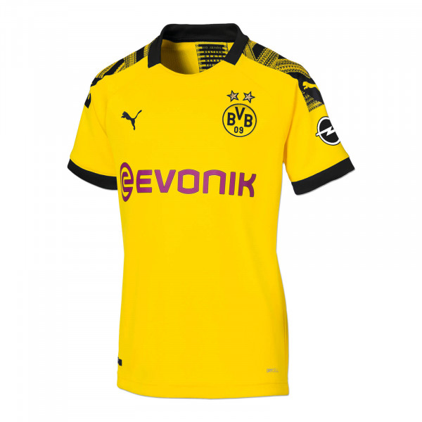 BVB home jersey 19/20 for women (short sleeve)