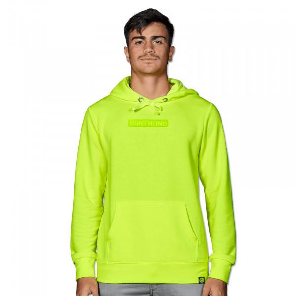 """BVB-Box Sweater à capuche logo néon """"Néon"""""""