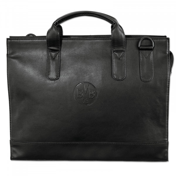 BVB Briefcase with Leather Look