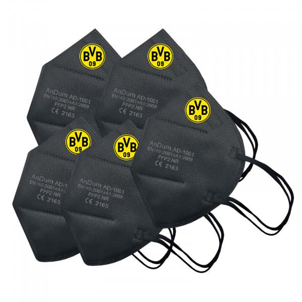 BVB FFP2 Mask 5-Pack