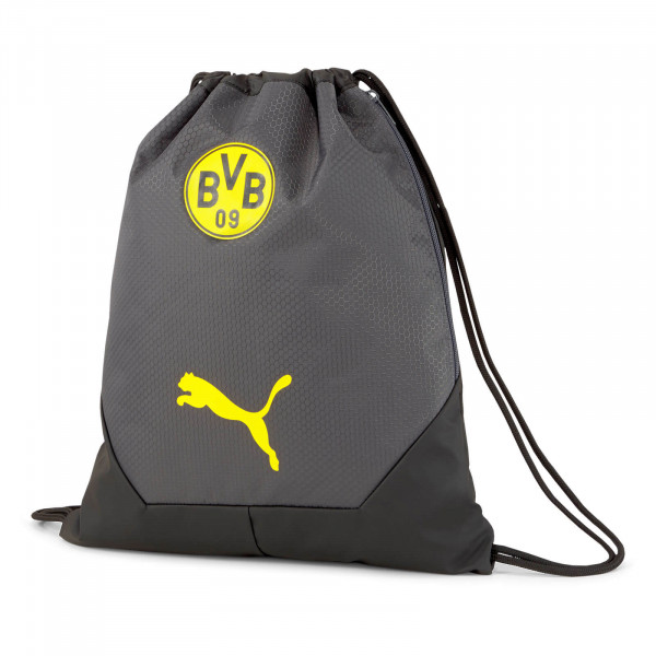 BVB Gym Bag Black/Grey (Puma)