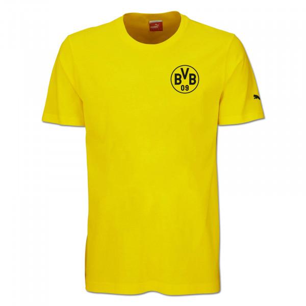 BVB T-Shirt PUMA (Yellow, Special Offer)