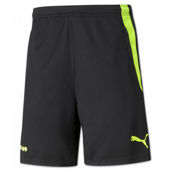 BVB training shorts 21/22 (black-neon)