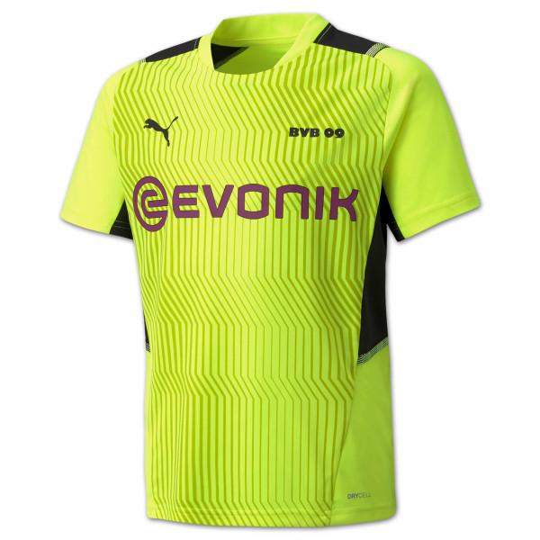 BVB training shirt 21/22 (neon) for children