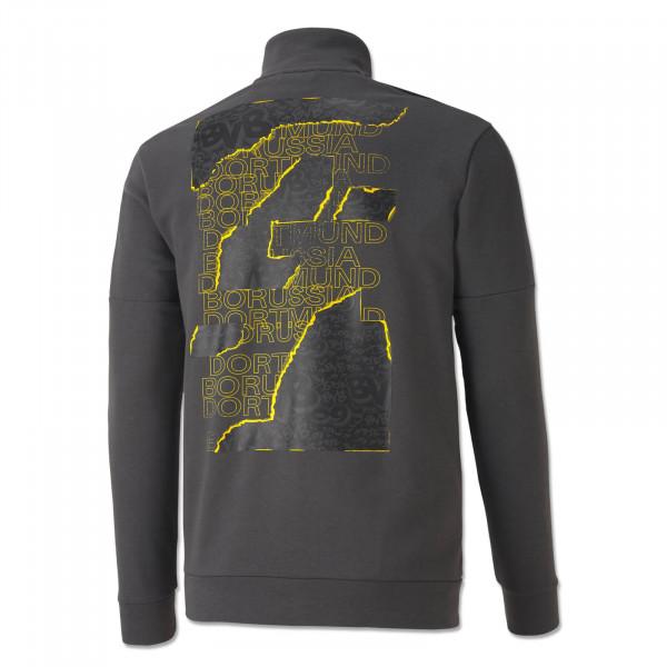 BVB Sweat Jacket Ftbl Culture 20/21 (Grey)