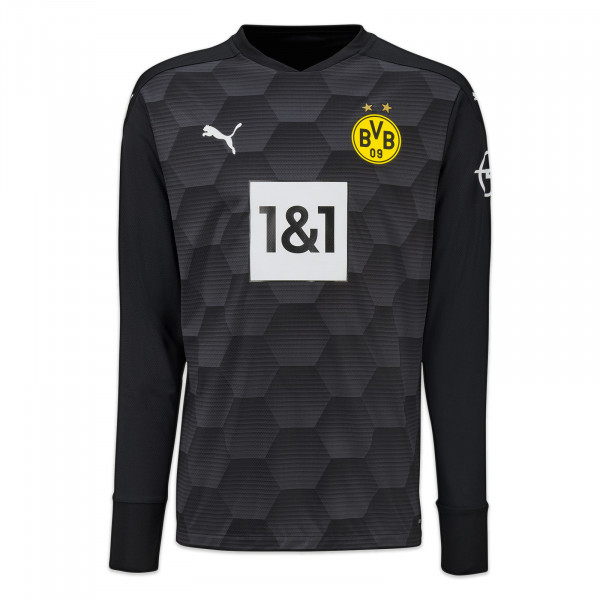 BVB Goalkeeper Jersey 20/21 (black)