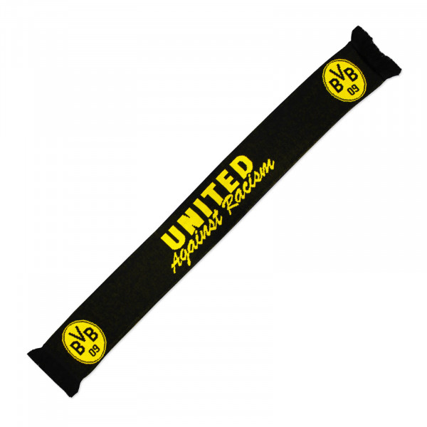 "BVB Scarf ""Against racism"""