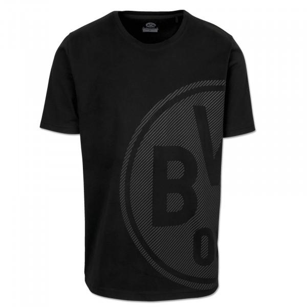 BVB Men's T-Shirt Basic+, black