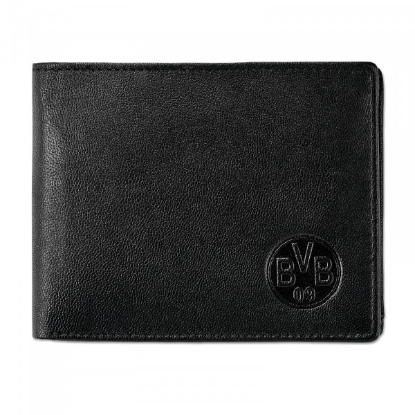 BVB leather wallet