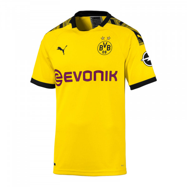 BVB authentic home jersey 19/20