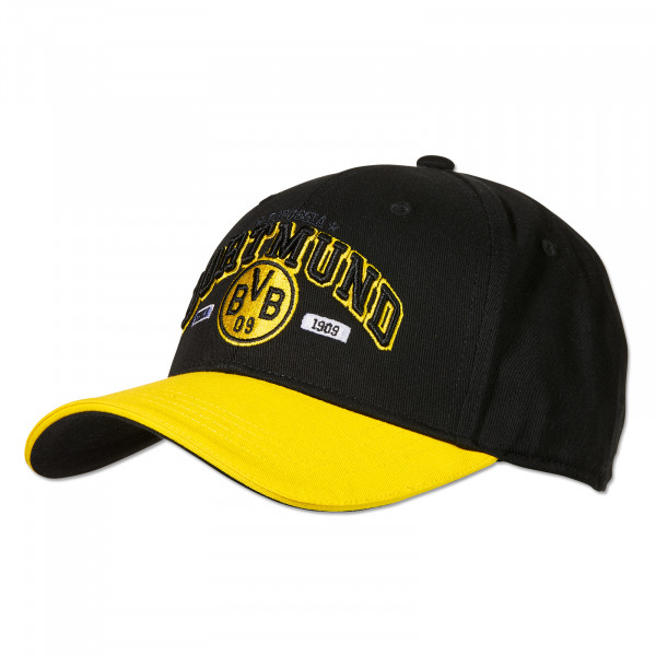 "BVB ""Since 1909"" Cap Black"