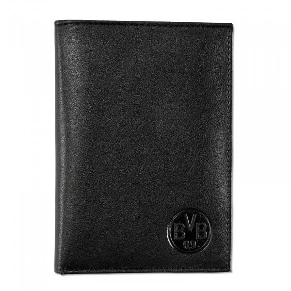 BVB passport folder leather look