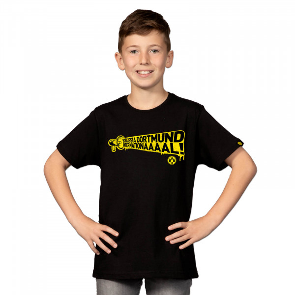 "BVB t-shirt ""Internationaaaal!"" for children"
