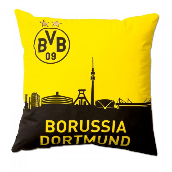 """BVB pillow """"Skyline"""" (40 x 40cm)"""