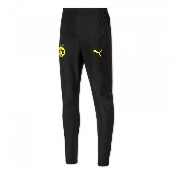 BVB Casual Trousers 20/21 (Black)