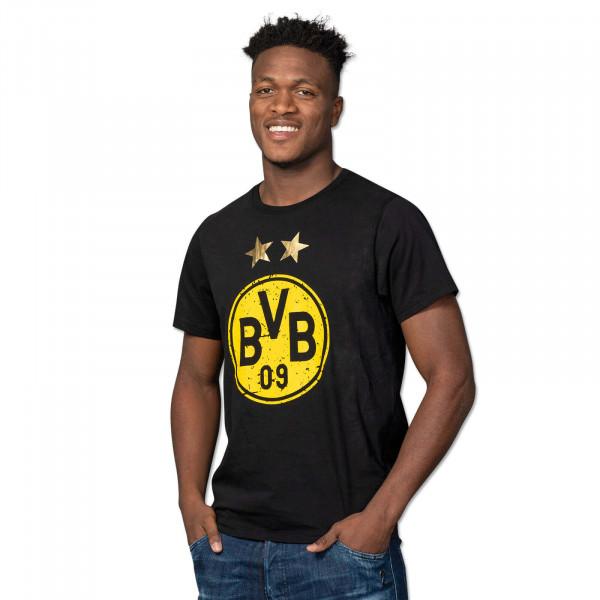 T-shirt BVB avec logo