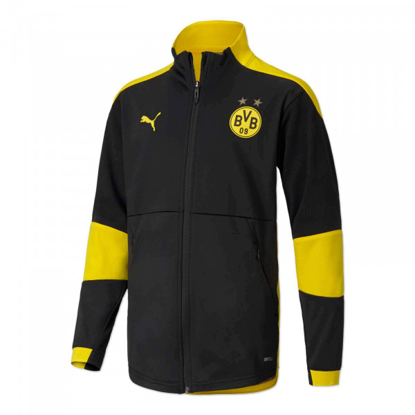 BVB Presentation Jacket 20/21 (Black)