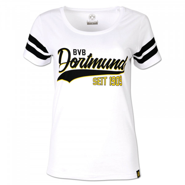 BVB Basic T-Shirt Ladies white
