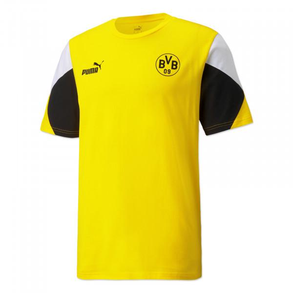 BVB T-Shirt Ftbl Culture (Yellow)