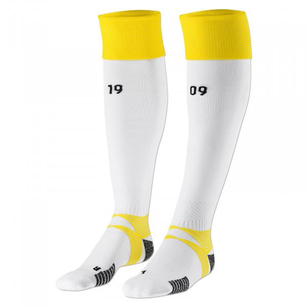 BVB football socks 20-22 (white)