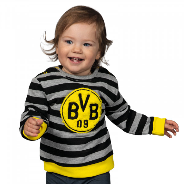 BVB sweatshirt for babies and toddlers