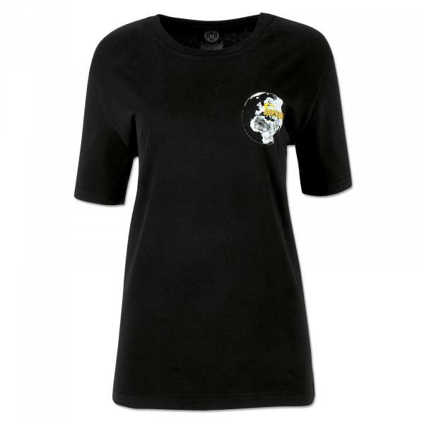 BVB Oversized Globe T-Shirt for Women