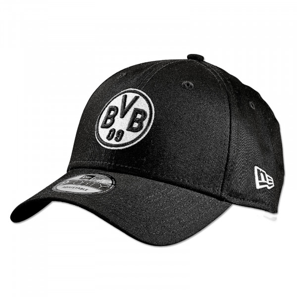 Casquette BVB noire et blanche