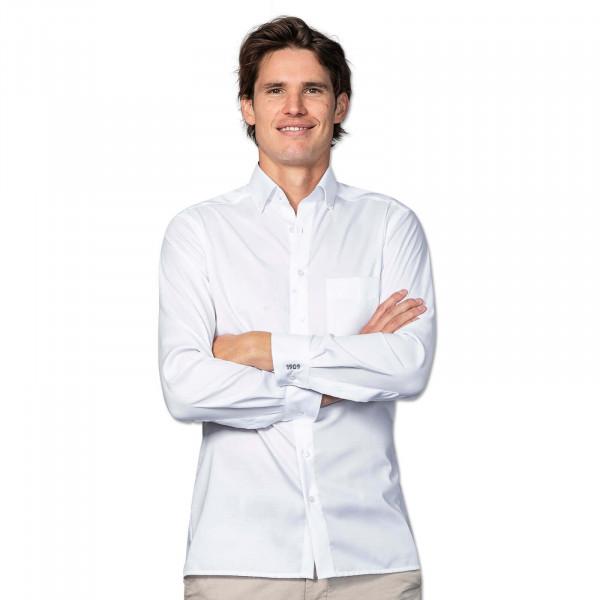 BVB Shirt (White, Modern Fit)