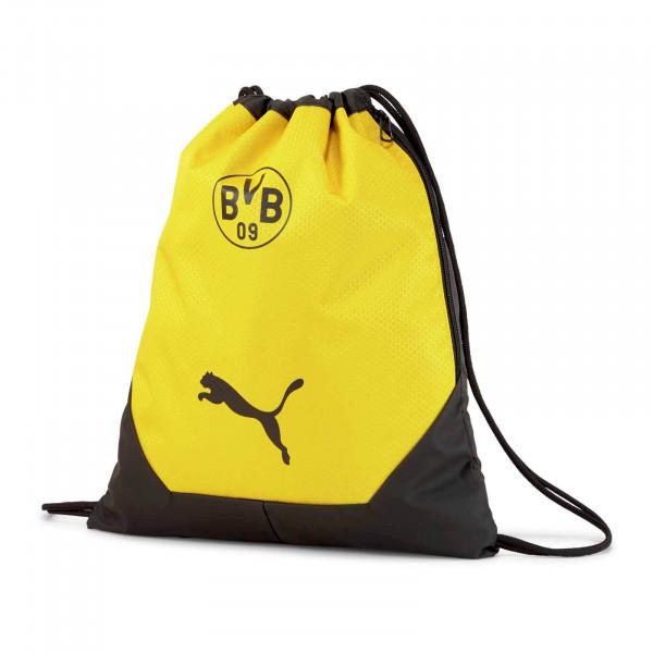 BVB Gym Bag Black and Yellow (Puma)