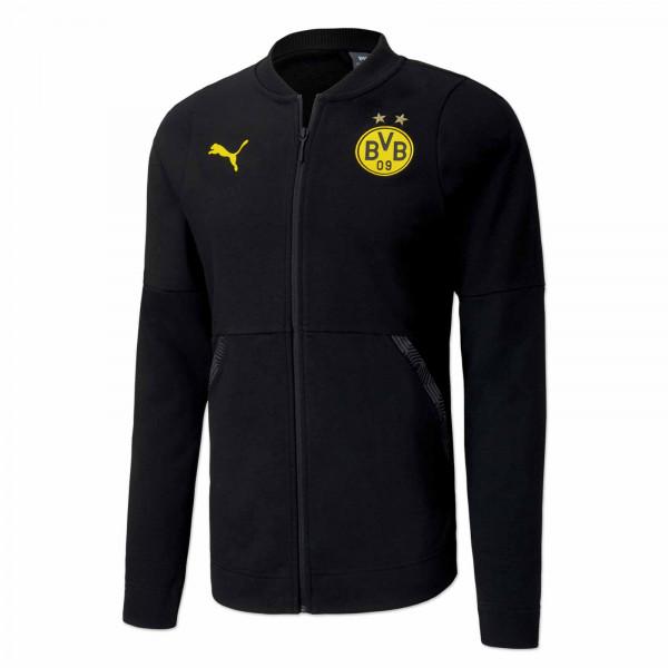 BVB leisure jacket 20/21 (black)