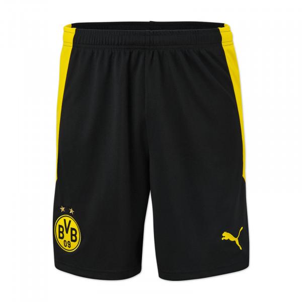 BVB Shorts 20/21 for Kids (black)