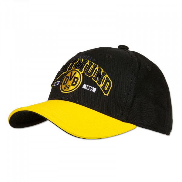 "BVB ""Since 1909"" Kids Cap Black"