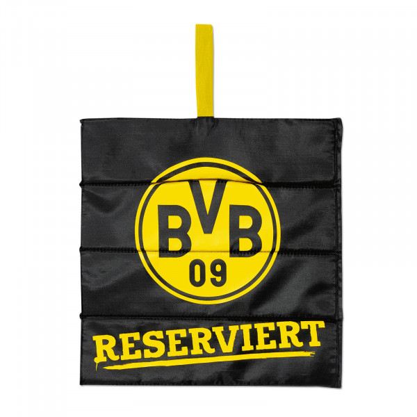 "BVB folding seat pillow ""Reserved"""