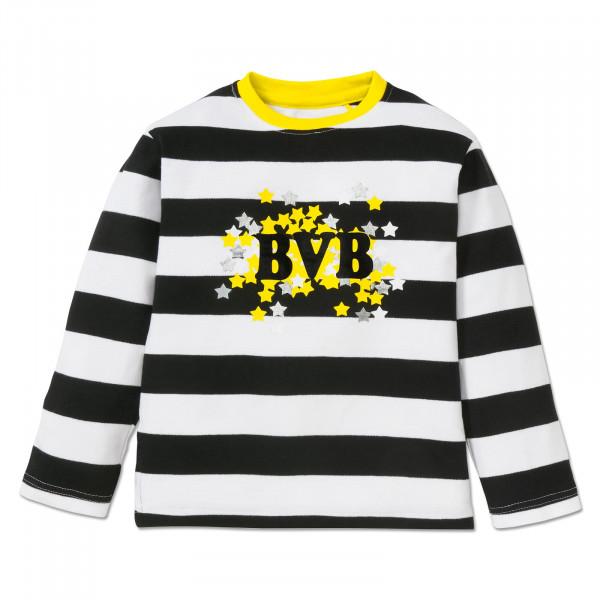 BVB Baby Long Sleeve Stripes
