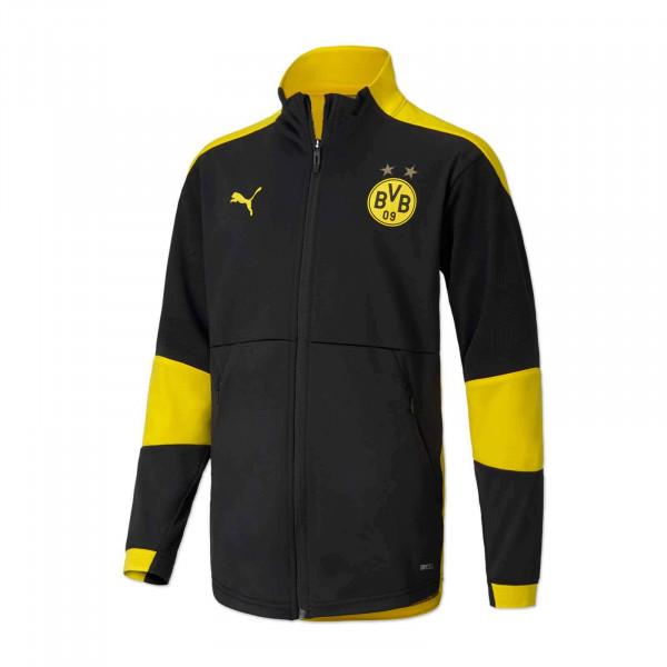 BVB presentation jacket 20/21 for children (black)