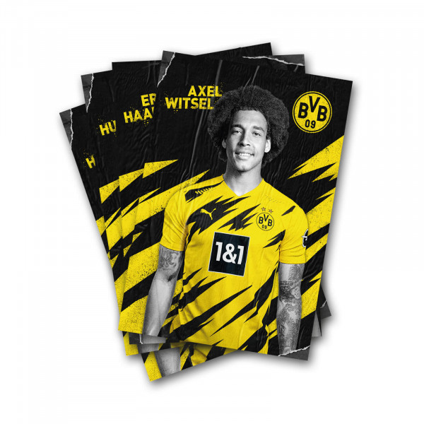 BVB Autograph Card Set 2020/21