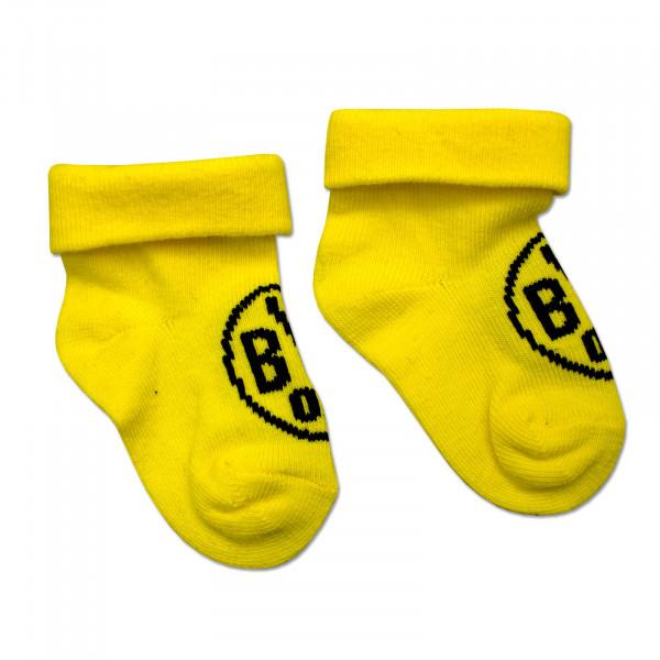 BVB baby socks