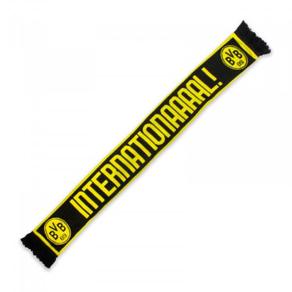 """BVB scarf """"Internationaaaal!"""""""