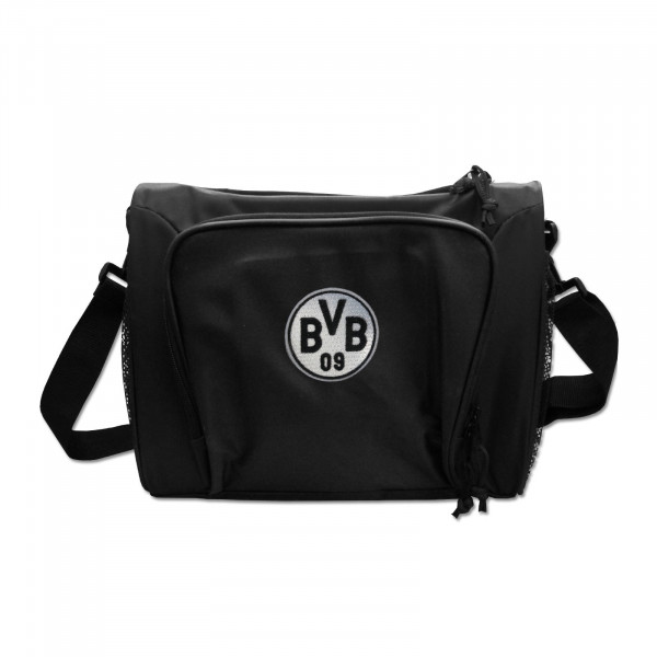 BVB Cool Bag with Silver Logo
