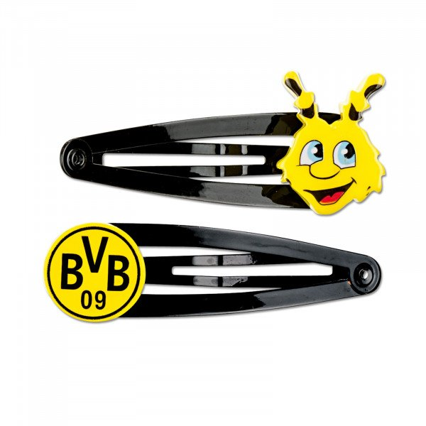 BVB hair clips (set of 2)