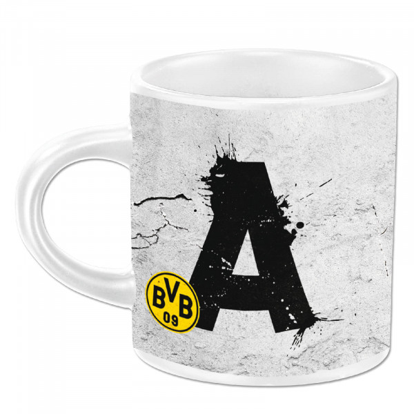 BVB mug: A to Z
