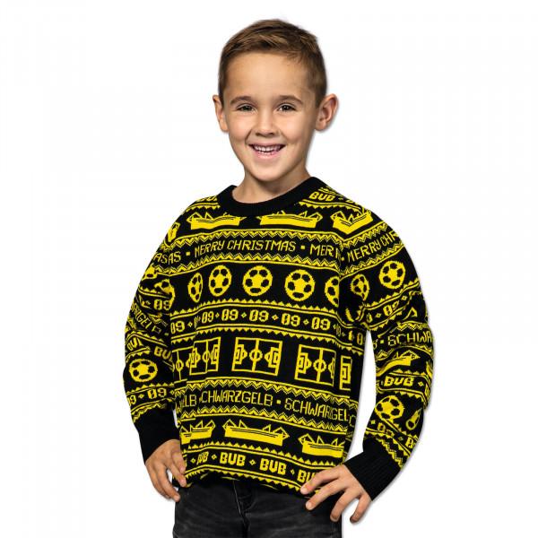 BVB Christmas Jumper 2020 for Kids