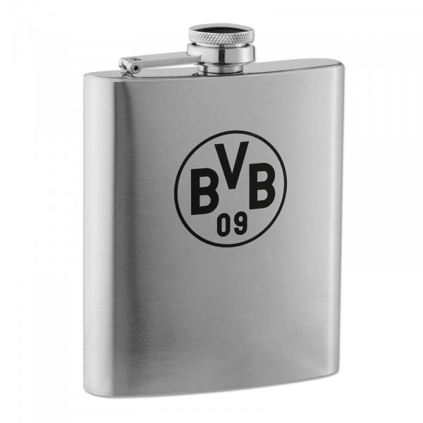 BVB Stainless Steel Hip Flask
