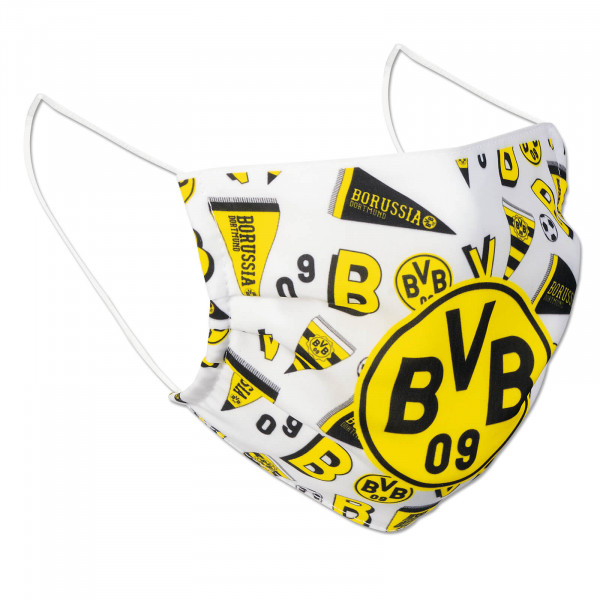 BVB Design Mask white