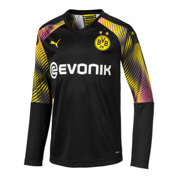 BVB goalkeeper jersey 19/20 (black)