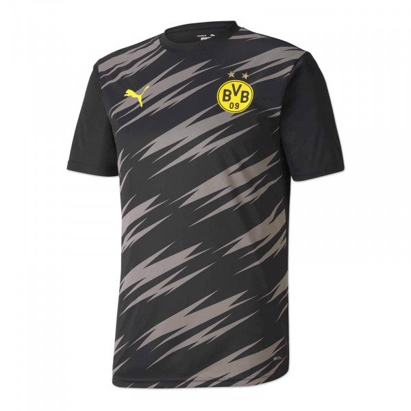 BVB Warm Up Shirt (home) 20/21