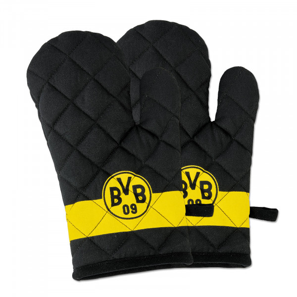 BVB oven gloves (set of 2)