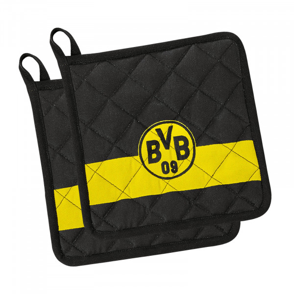 BVB pot cloth (set of 2)