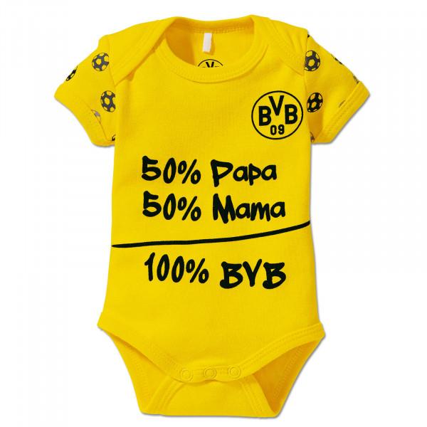 """BVB babygrow """"100% BVB"""""""